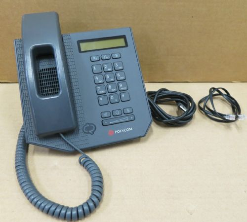 Polycom 2705-09-1110 CX300 USB Powered Desktop Phone For Office Communicator